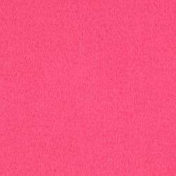 Classic Felt 72 Craft Felt Candy Pink