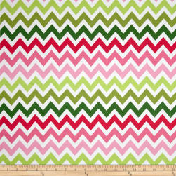 Remix Chevron Primrose Fabric