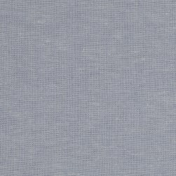 Kaufman Essex Yarn Dyed Linen Blend Chambray Blue