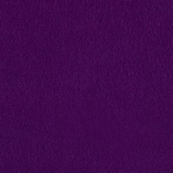 Kaufman Flannel Solid Pansy Fabric