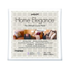 "Fairfield Home Elegance  Pillow 18"" Square"