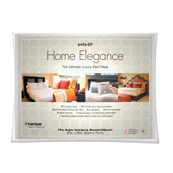 Fairfield Home Elegance Standard/Queen Bed Pillow 20'' x 28''