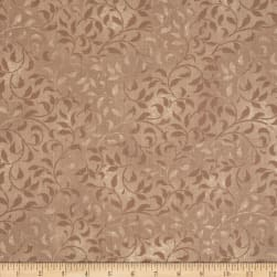 "Climbing Vine 108"" Wide Back Taupe"