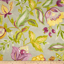 Waverly Modern Poetic Twill Honeydew Fabric