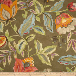 Waverly Modern PoeticTwill Flaxseed Fabric