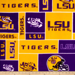 Collegiate Fleece Louisiana State University