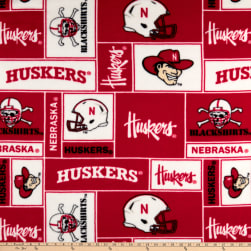 Collegiate Fleece University of Nebraska