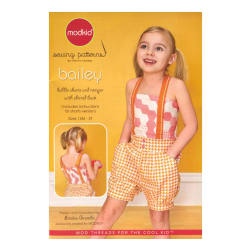 Modkid Bailey Romper Sewing Pattern