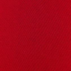 Sweatshirt Fleece Stretch Red Fabric