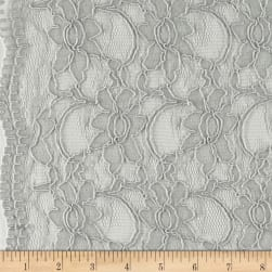 Telio Supreme Lace Grey Fabric