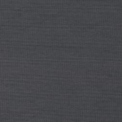 Swavelle/Mill Creek Indoor/Outdoor Fresco Solid Charcoal Fabric