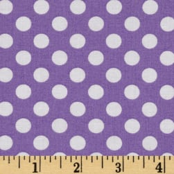 Spot On Medium Dot Violet