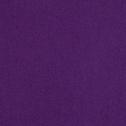 Cotton Twill Plum