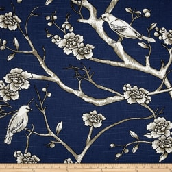 Dwell Studio Vintage Blossom Twilight Fabric