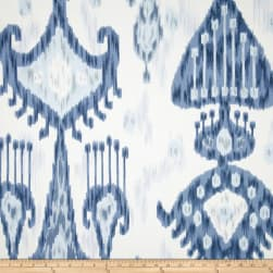 Robert Allen @ Home Khandar Indigo Fabric