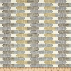 Robert Allen @ Home Textured Tiles Rain Fabric