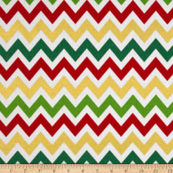 Remix Metallic Large Chevron Holiday