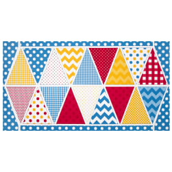 Riley Blake Holiday Banners 2 Birthday Panel Fabric