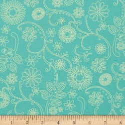 "110"" Wide Quilt Back Signature Mint"
