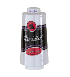 Maxi-Lock Cone Thread White