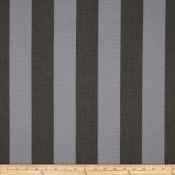 Nautica Baron Lake Stripe Cinder Fabric