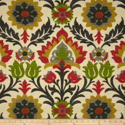 Waverly Sun N Shade Santa Maria Jewel Fabric