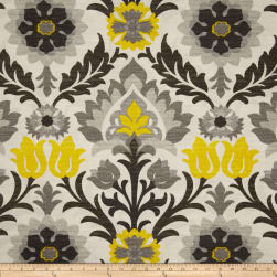 Waverly Sun N Shade Santa Maria Licorice Fabric