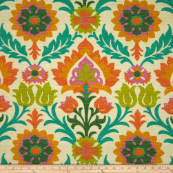 Waverly Sun N Shade Santa Maria Mimosa Fabric