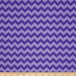 Chevron Tonal Purple/Lavender