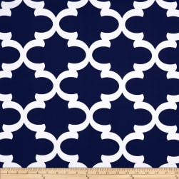 Premier Prints Fynn Blue Fabric