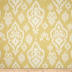 Premier Prints Raji Macon Saffron Yellow Fabric