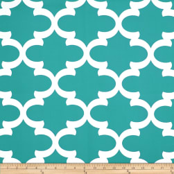 Premier Prints Indoor/Outdoor Fynn Ocean Fabric