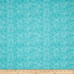 Premier Prints Indoor/Outdoor Cameron Ocean Fabric