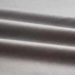 Alpine Upholstery Velvet Grey Fabric
