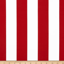 Premier Prints Indoor/Outdoor Stripes Rojo Fabric
