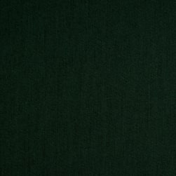 Cotton Broadcloth Hunter Green Fabric
