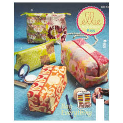Ellie Mae Designs Bag Everything Pattern