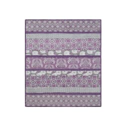 Shannon Minky Crazy 8 Cuddle Kit Violeta