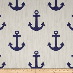 P. Kaufmann Indoor/Outdoor Ahoy Blue Marine Fabric