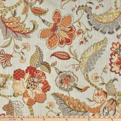P Kaufmann Finder's Keepers Slub Spice Fabric