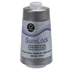 Coats & Clark Surelock Overlock Thread Nickel