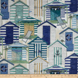Richloom Solarium Outdoor Beach Huts Pool Fabric