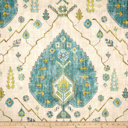 Richloom Aubusson Aegean Fabric