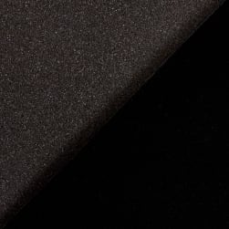 Foam-Backed Automotive Headliner Black