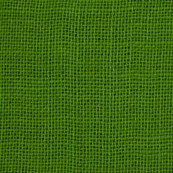 Alpine Burlap Apple Green Fabric