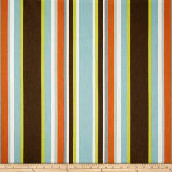 Covington Cameron Stripe Fiesta Fabric