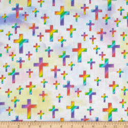 Kanvas Sunday School Joyous Cross Pastel Multi