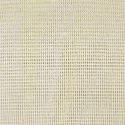 Vintage Poly Burlap Metallic Ivory/Gold Fabric