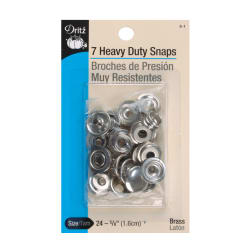 Heavy Duty Snaps 5/8