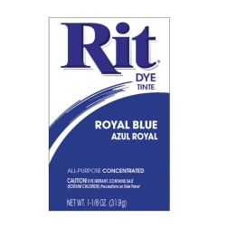 Rit Dye Powder-Royal Blue